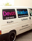 Van signwriting